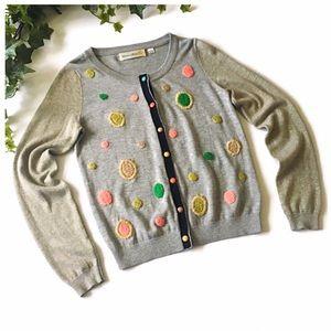 Anthropologie Charlie & Robin Cardigan Sweater